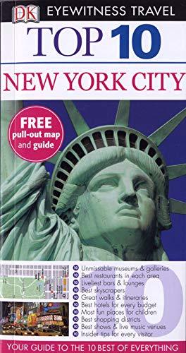 9781405369046: Top 10 New York City. (DK Eyewitness Top 10 Travel Guide)