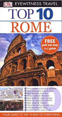 Top 10 Rome. (DK Eyewitness Travel Guide): Reid Bramblett