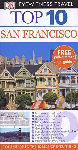 9781405369107: DK Eyewitness Top 10 Travel Guide: San Francisco