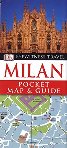 9781405369190: Milan Pocket Map & Guide. (DK Eyewitness Travel Guide)