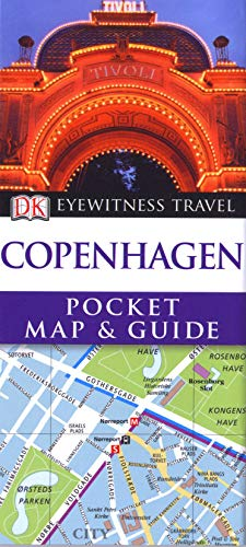 9781405369237: DK Eyewitness Pocket Map and Guide: Copenhagen
