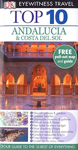 9781405369251: DK Eyewitness Top 10 Travel Guide: Andalucia & Costa Del Sol