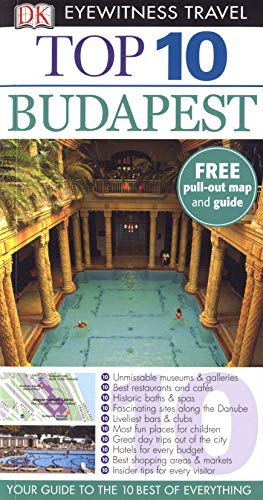 9781405369909: DK Eyewitness Top 10 Travel Guide: Budapest