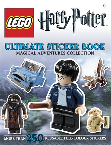 9781405370035: LEGO Harry Potter Magical Adventures Ultimate Sticker Book