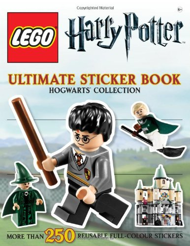 9781405370042: LEGO® Harry Potter Welcome to Hogwarts Ultimate Sticker Book