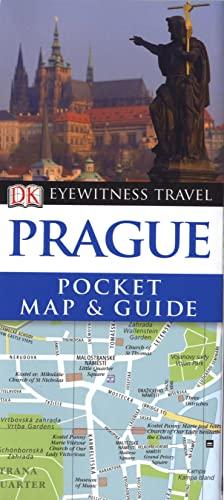 9781405370271: Prague Pocket Map and Guide (DK Eyewitness Travel Guide)