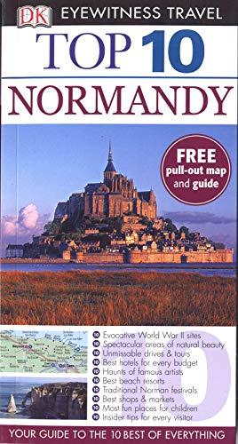 9781405370400: DK Eyewitness Top 10 Travel Guide: Normandy (DK Eyewitness Travel Guide)