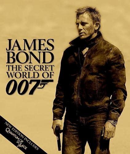 9781405370868: James Bond: The Secret World of 007.