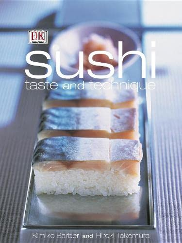 9781405373388: Sushi: Taste & technique