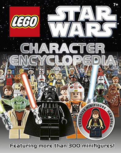 9781405373586: Lego Star Wars: Character Encyclopedia.