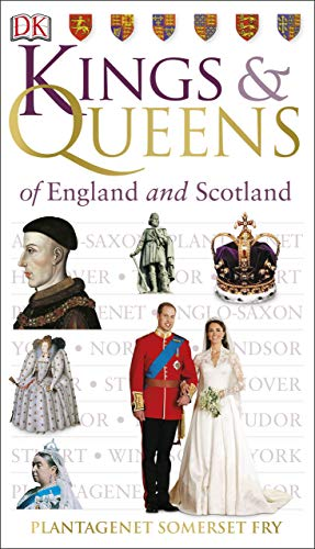 9781405373678: Kings & Queens of England and Scotland