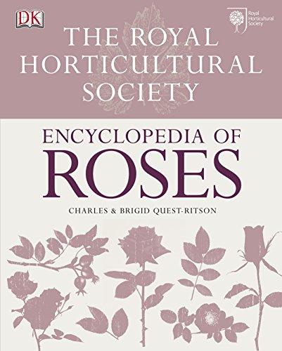 Royal Horticultural Society Encyclopedia of Roses (Rhs): Charles Quest-Ritson