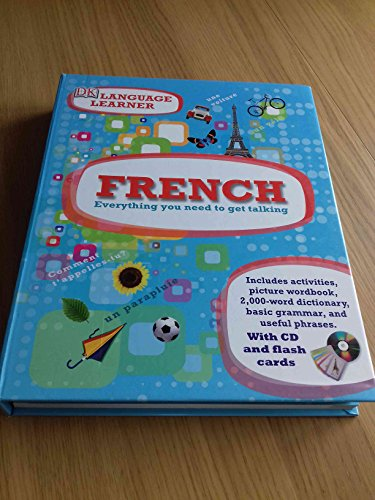 9781405374606: French Language Learner & CD (Hardback)