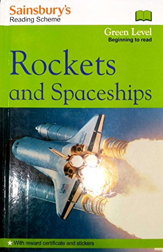 9781405375603: Rockets and Spaceships (DK Readers Level 1)