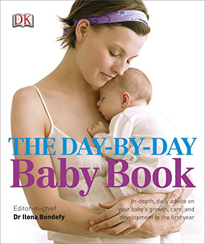 9781405375818: The Day-by-Day Baby Book