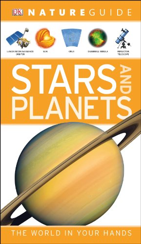 9781405375870: Nature Guide Stars and Planets (Dk Nature Guide)