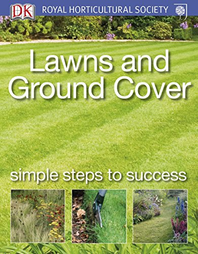 Lawns and Ground Cover (Paperback): DK
