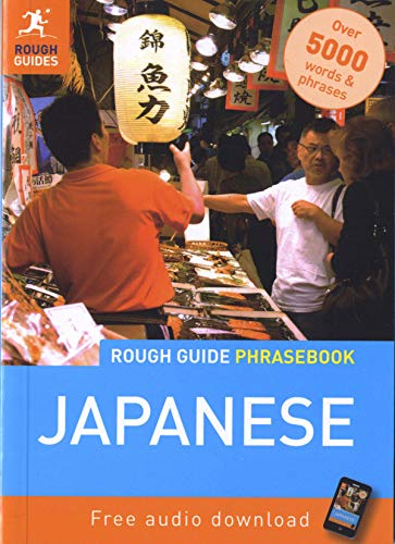 9781405382373: Rough Guide Japanese Phrasebook (Rough Guide Phrasebooks)
