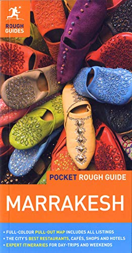 9781405383547: Pocket Rough Guide Marrakesh (Pocket Rough Guides)