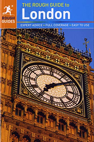 9781405386982: The Rough Guide to London