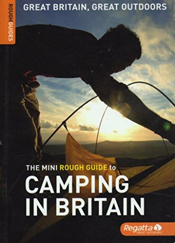 9781405389891: The Mini Rough Guide to Camping in Britain