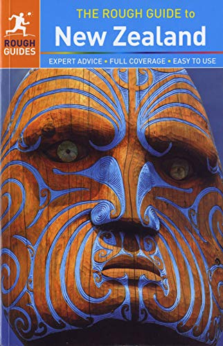 9781405390002: The Rough Guide to New Zealand