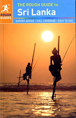 9781405390118: The Rough Guide to Sri Lanka