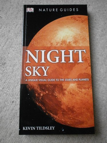 9781405390859: Night Sky: A Unique Visual Guide to the Stars and Planets