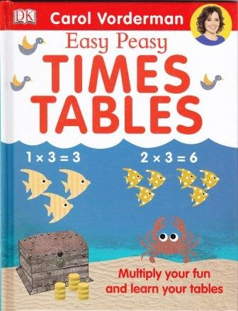 9781405391047: Easy Peasy Times Tables