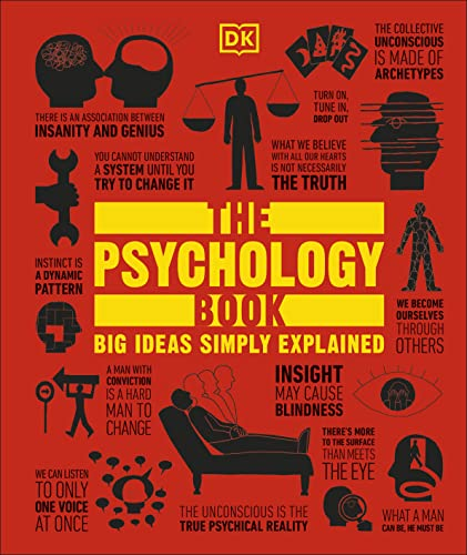 9781405391245: The Psychology Book (Big Ideas)
