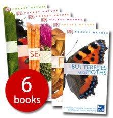 9781405391344: Complete Pocket Nature Guides (RSPB Pocket Nature) (Six books in slipcase)