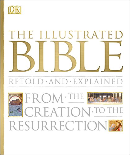 9781405391382: The Illustrated Bible.