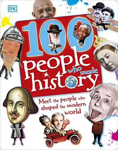 9781405391450: 100 People Who Made History
