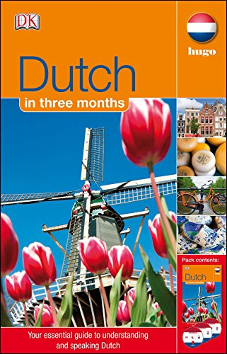9781405391573: Dutch in 3 Months. (Hugo in 3 Months CD Language Course)