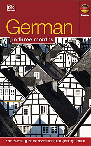 9781405391603: German in 3 Months. (Hugo in 3 Months (Paperback))