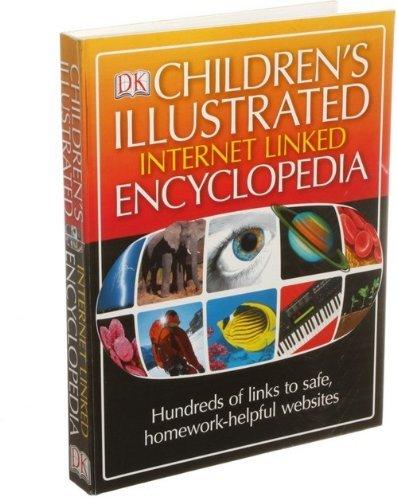 9781405391887: Children's Illustrated Internet Linked Encyclopedia (Abridged Edition). RRP £19.99