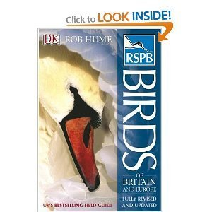 9781405392341: RSPB Birds of Britain and Europe (Fully Revised and Updated)