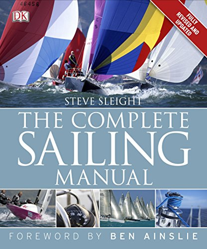 9781405392761: The Complete Sailing Manual