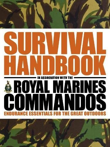 9781405393560: Survival Handbook: Endurance Essentials for the Great Outdoors