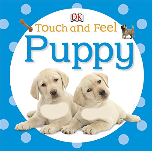 9781405394284: Puppy (DK Touch and Feel)