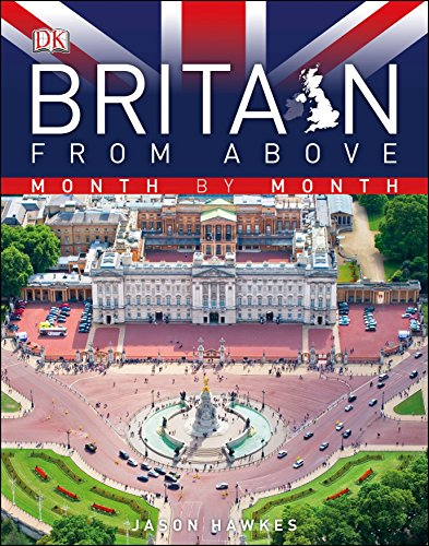 9781405394338: Britain from Above: Month by Month