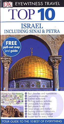 Top 10 Israel including Sinai and Petra: Collectif