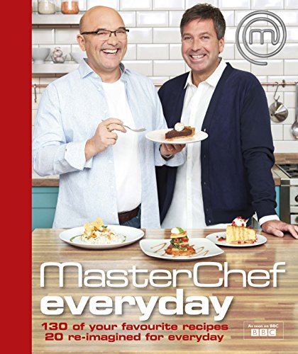 9781405394352: MasterChef EveryDay (Dk Cookery General)