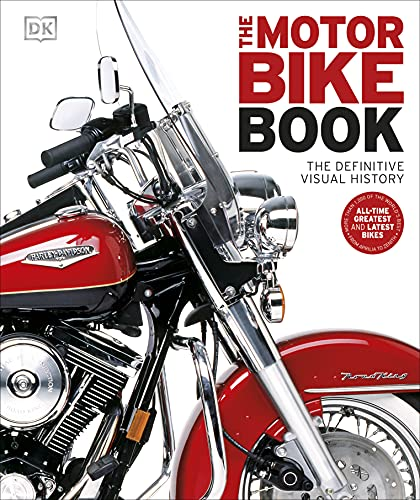 9781405394406: The Motorbike Book: The Definitive Visual History (Dk Sports & Activities)
