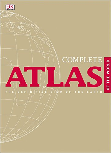 9781405394413: Complete Atlas of the World.