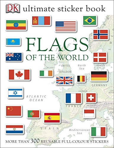 9781405394529: Flags of the World Ultimate Sticker Book (Dk Sticker Books)