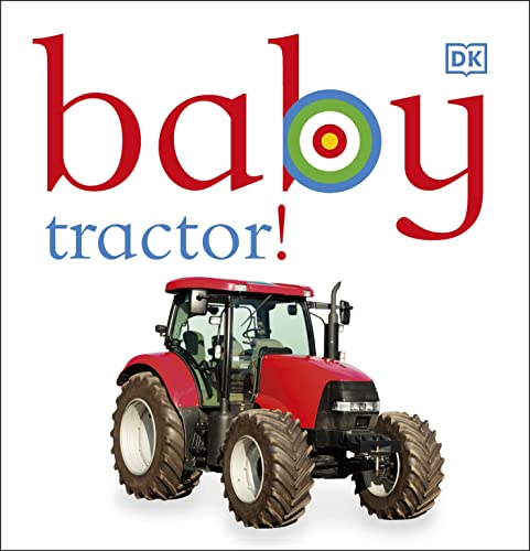 9781405394642: Chunky Baby Tractor!.