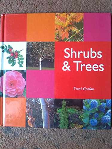 9781405401579: Shrubs and Trees (Garden Guides)