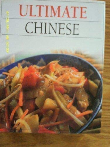 9781405401777: Chinese (Ultimate Cooking)