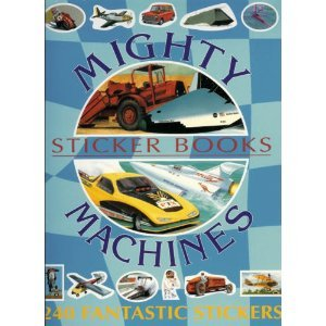 9781405402071: Mighty Machines (Sticker Bind Ups)